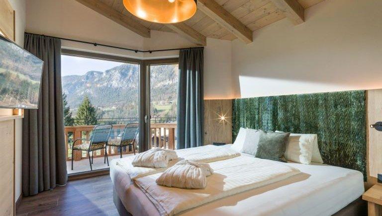 Hotel-Chalets Mariasteinerhof