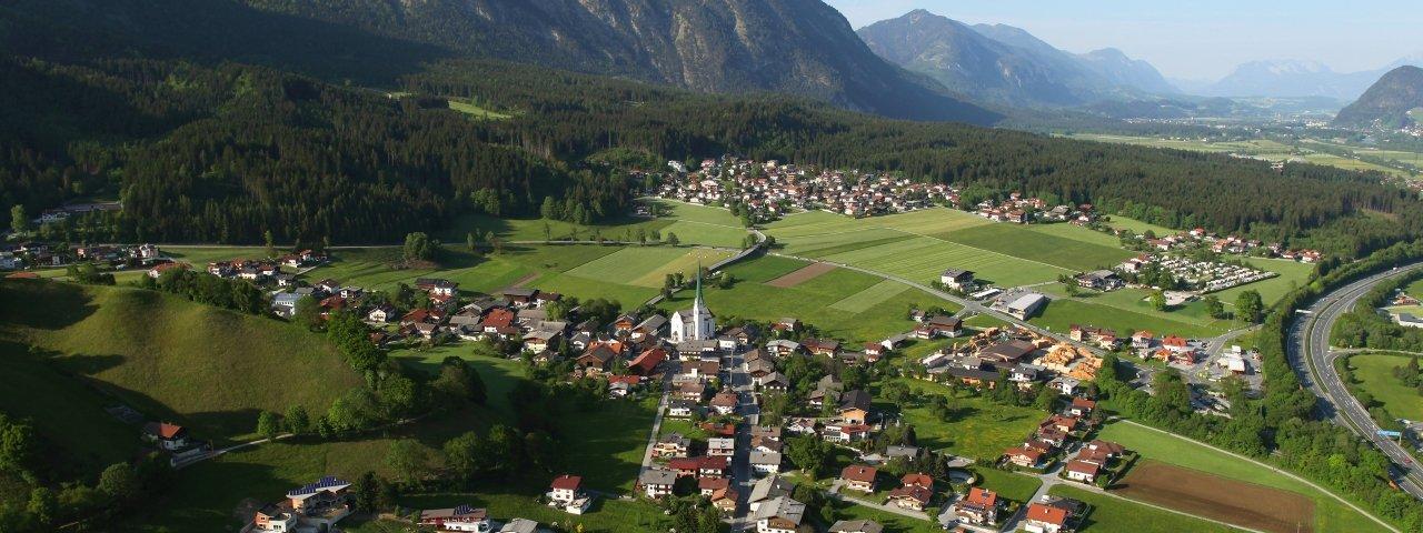 Wiesing im Sommer, © Achensee Tourismus
