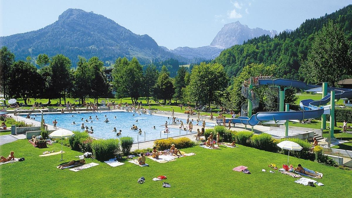 © Kitzbüheler Alpen - St Johann in Tirol