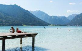 Horská jezera v Tyrolsku, © Tirol Werbung/W9 Studios