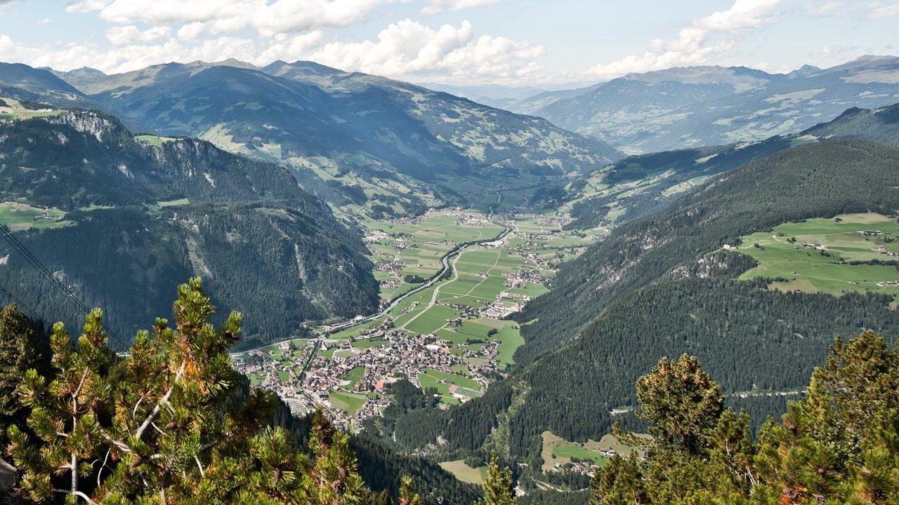 Zillertal im Sommer, © Zillertal Tourismus/Andre Schönherr