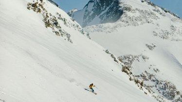 Stubaiský ledovec, © Tirol Werbung / Haindl Ramon