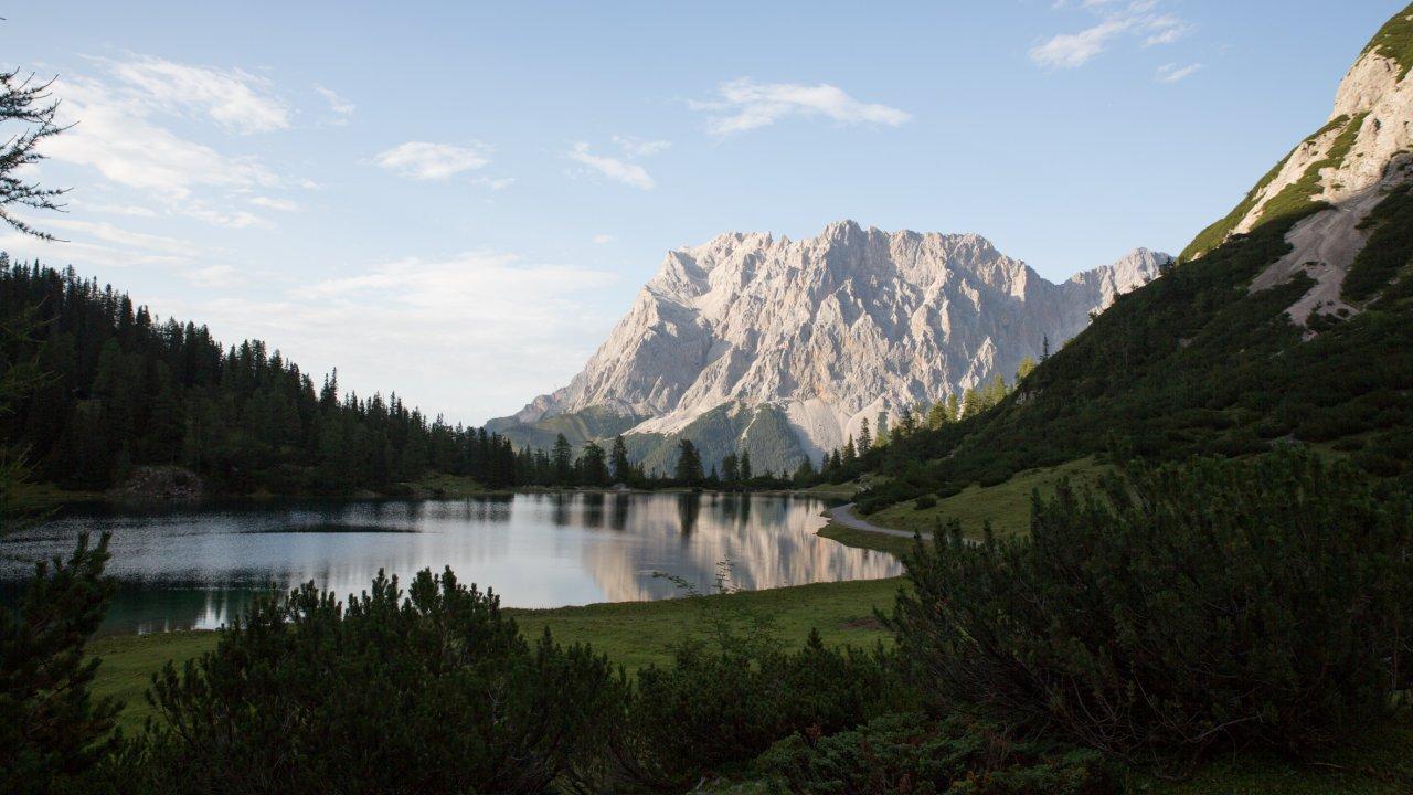 Tyrolsko srdce Alp, © Tirol Werbung/Bert Heinzlmeier