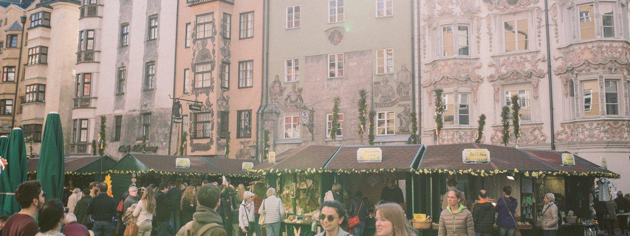 Ostermarkt Innsbruck, © un attimo Photographie
