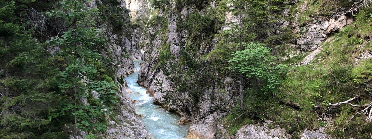 Tyrolská jezera, vodopády, přírodní parky a wellness , © TVB Olympiaregion Seefeld/Tessa Mellinger