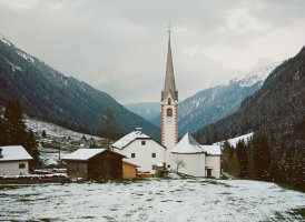 Sellrain, © Tirol Werbung / George Marshall
