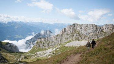 7. etapa Orlí stezky: Brandenbergské Alpy, © Tirol Werbung/Jens Schwarz