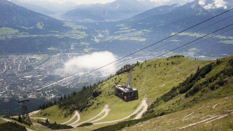 Nordkette, © Tirol Werbung