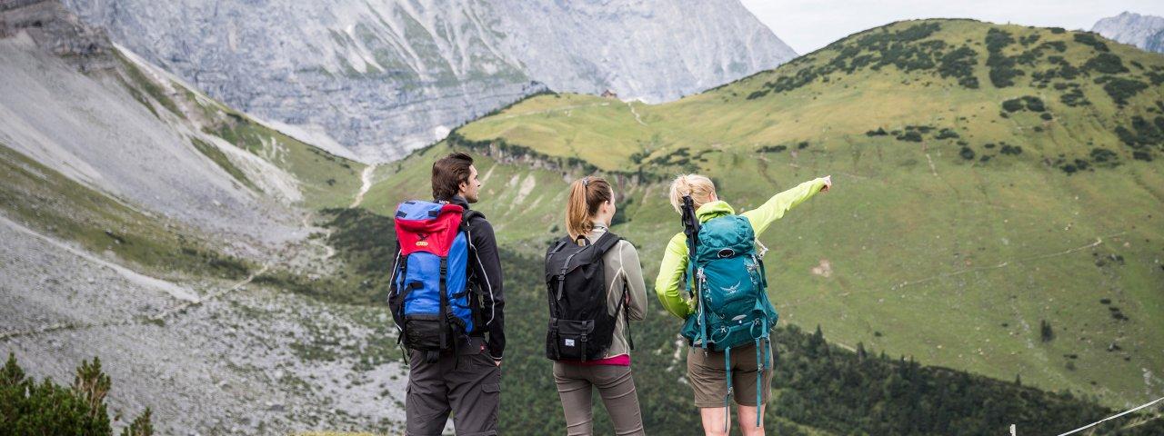 9. etapa Orlí stezky, © Tirol Werbung/Dominik Gigler