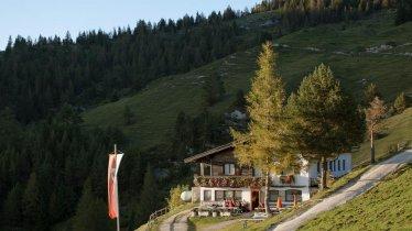 4. etapa Orlí stezky, © Tirol Werbung/Jens Schwarz