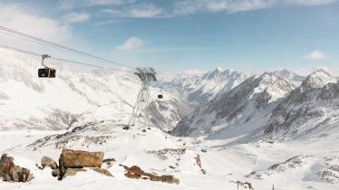 10 nejlepších skipasů v Tyrolsku - lyžování v Alpách, © Tirol Werbung/Gregor Sailer