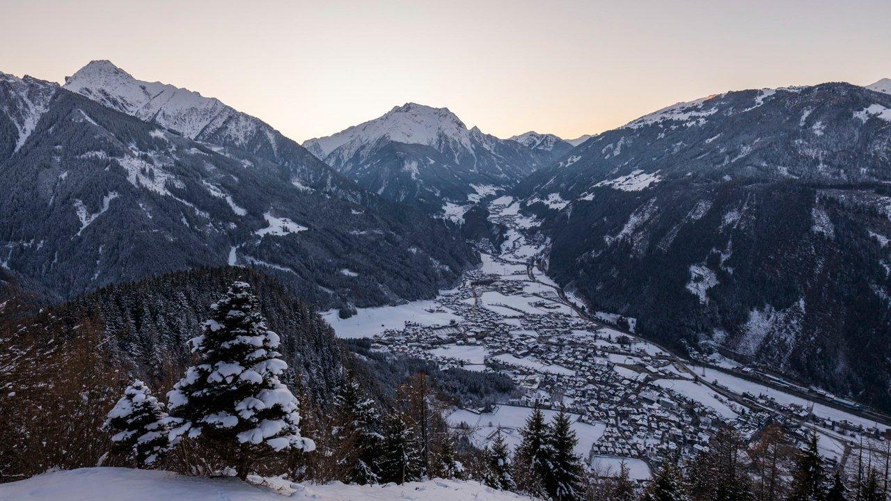 Zillertal im Winter, © Tirol Werbung/Michael Grössinger