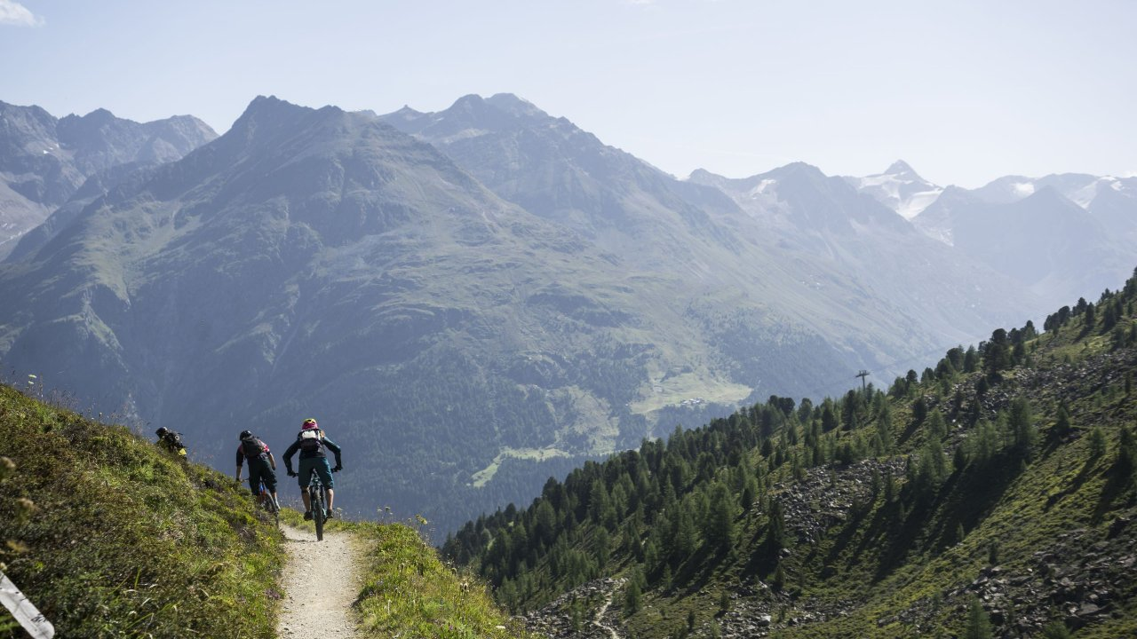 Great Trails_Sölden_Leiterberg, © Tirol Werbung / Neusser Peter