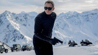 James Bond v Tyrolsku, © 2015 Sony Pictures Releasing GmbH
