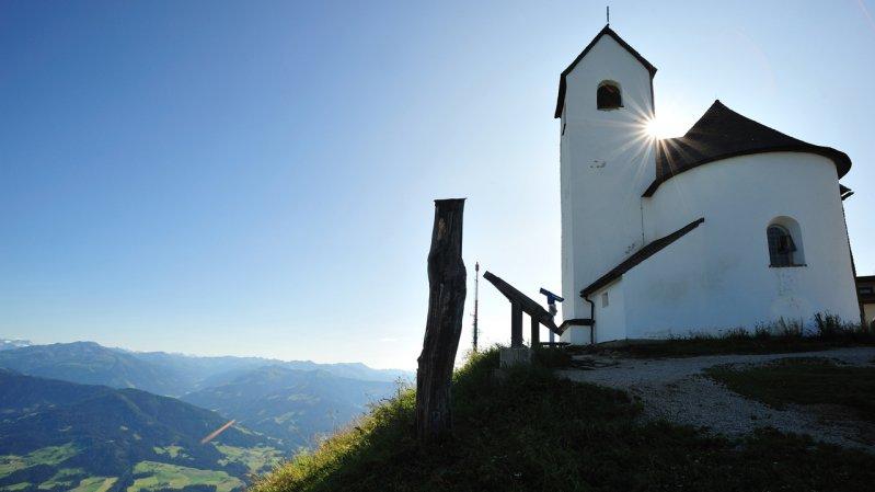 © Bergbahnen Hohe Salve