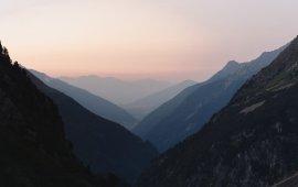 Přírodní parky a národní park