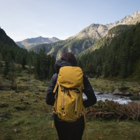 Carola Trojer, strážce národního parku, © Tirol Werbung / Berd Heinzlmeier
